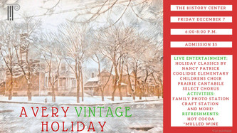 A Very Vintage Holiday!