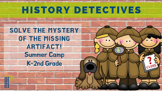 Summer Camp - History Detectives