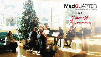 Holiday Pop-Up Concert