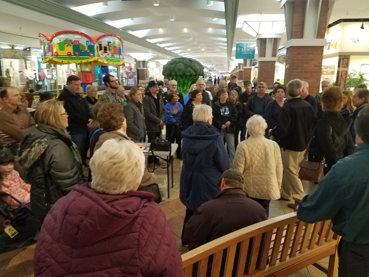 Lindale Mall Tour 2018
