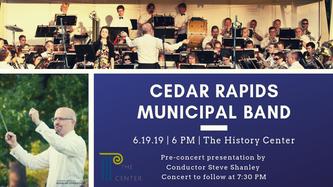 CR Municipal Band Concert