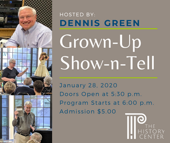 Grown-Up Show-n-Tell