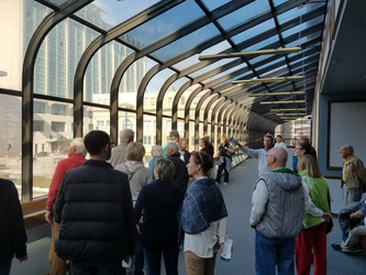 Join us for a Walking Tour 3/27 1:00 p.m.