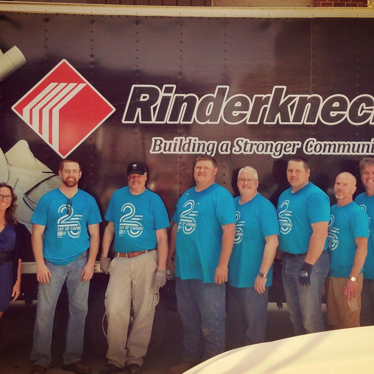 Rinderknecht Volunteers
