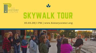 Walking Tour - Skywalk North