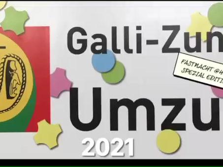 Galli-Zunft Umzug Spezial 2021