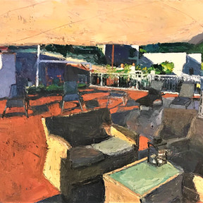 Amalfi Coast - Rooftop Deck, Cliffside