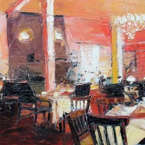 Dining Solo II, Summit Inn, Uniontown -  Pennsylvania