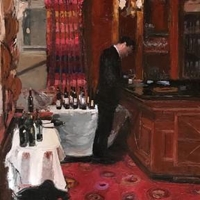 Lautrec II The Sommelier