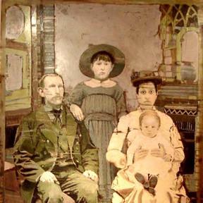 The Coalminer's Family