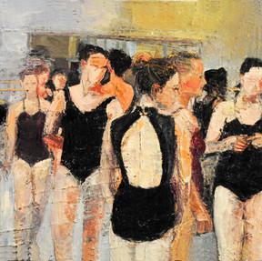Dancers in Class IV