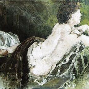Garden Nude I