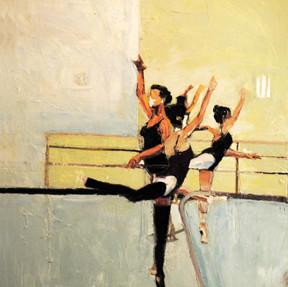 Ballerinas in Class I