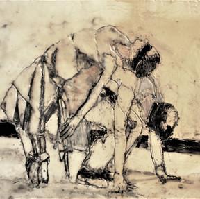 Dancers in Wax II