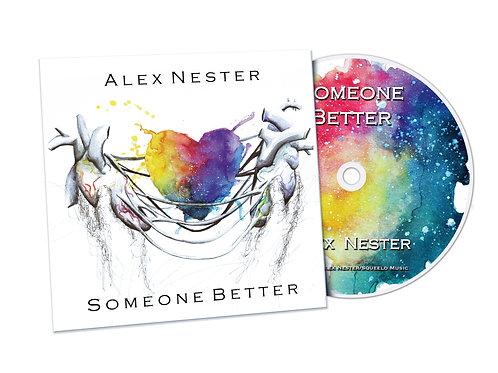 """Someone Better"" CD"
