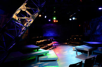 convergence-continuum theatre space, The Liminis Theater