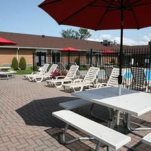 Outdoor Pool Port Elgin Hotel