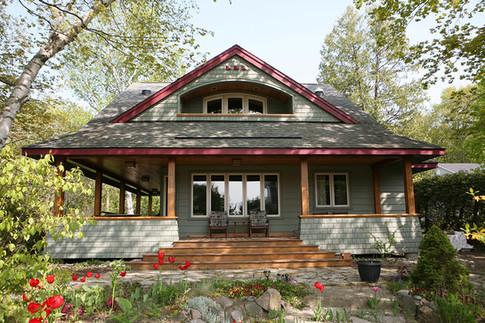 Classic Cottage Renovation Port Elgin