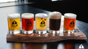 Outlaw Brew Co. Food Shoot