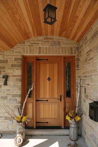 Custom Doors and New Homes, Southampton, Ontario