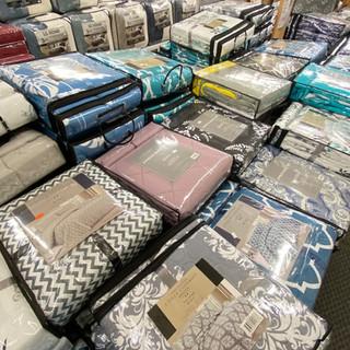 Linens Blankets Pillows