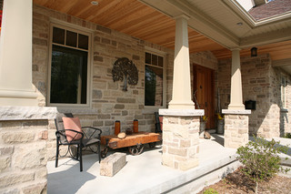 Front Porch Design, Bruce County, Ontario
