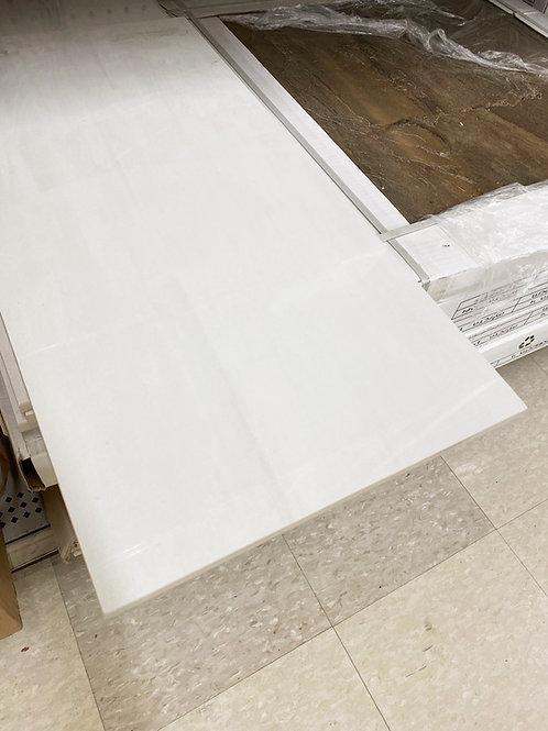 Dolotmiti White Glazed Porcelain Tile