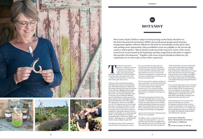 Back Forty Magazine