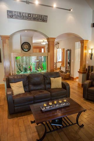 Great Room, Hardwood Floors, Saugeen Shores, Ontario