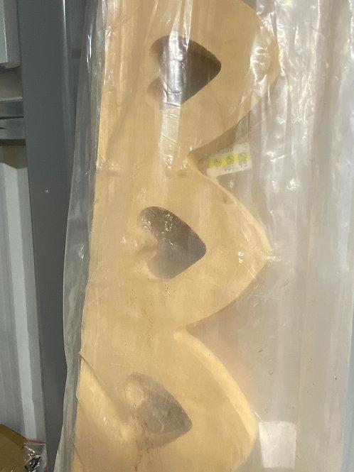 Set of Gingerbread Molding A-018
