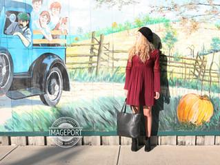 Fall Fashion Photo Shoot