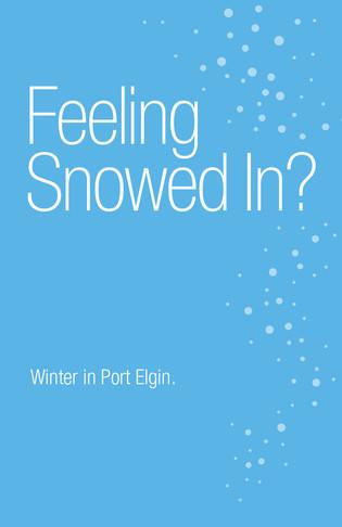 Port Elgin Winter Booklet