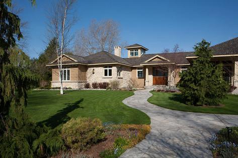 Custom Homes, Bungalows, Home Builder