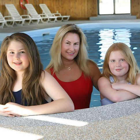 Indoor Pool at Port Elgin Hotel