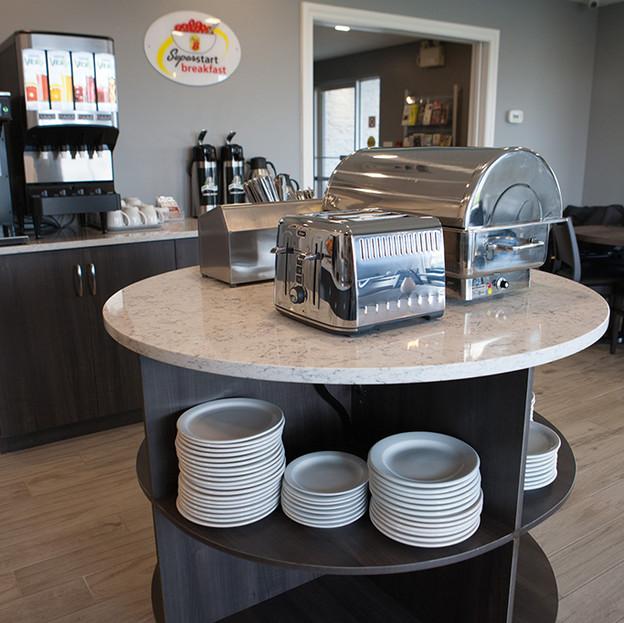 Breakfast Included Saugeen Shores Hotel