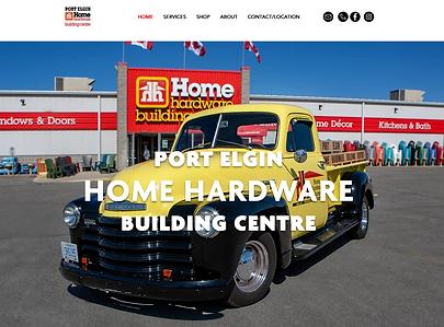 Web Design Port Elgin Ontario