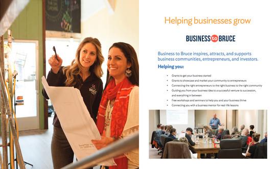 Bruce County Economic Development