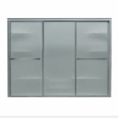 Mirolin 3-Piece Tub & Shower Door A-020