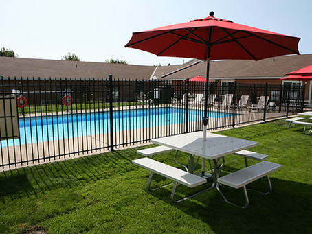 Celebrate Summer In Our Updated Pool