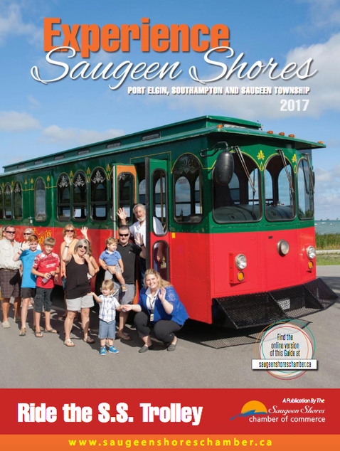 Photography for Saugeen Shores Experience Guide