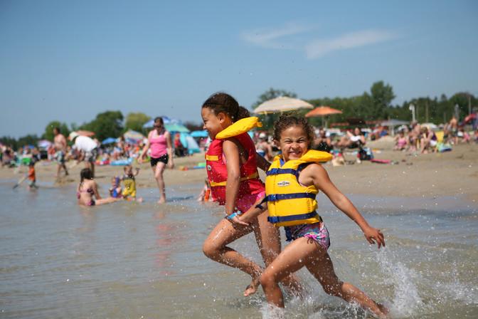 Bruce County Beaches Brochure