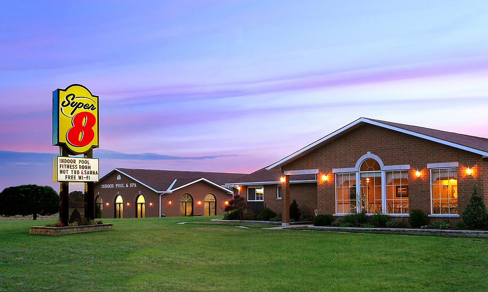 Port Elgin Accommodation Super 8 Hotel.j