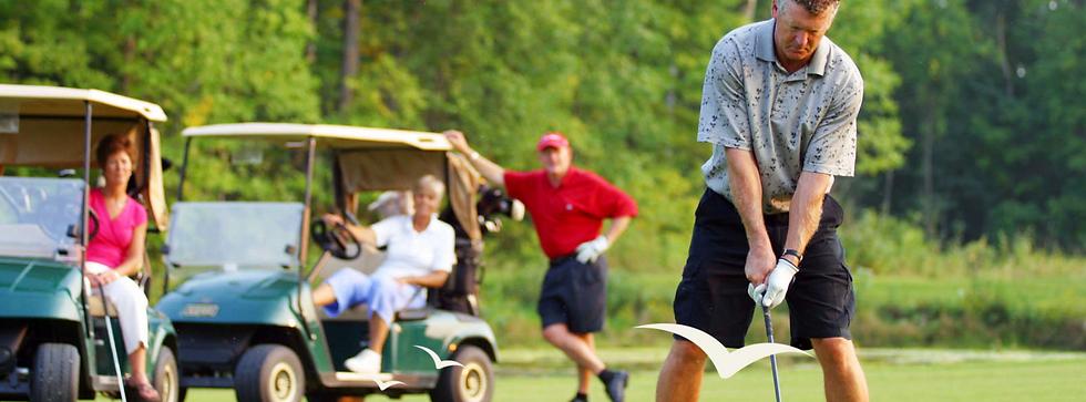 Golf Courses in Saugeen Shores Ontario