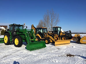 Commercial Snow Removal, Bruce County, Ontrio