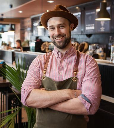Business Owner Portrait Port Elgin