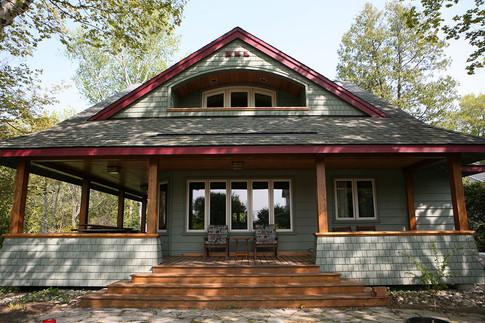 Renovation of Classic Cottage in Port Elgin, Ontario
