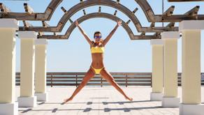 Beach & Yoga Shoot
