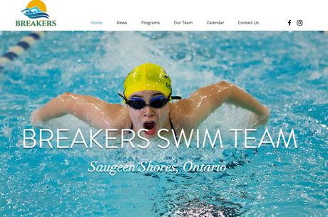 Brand New Breakers' Website!