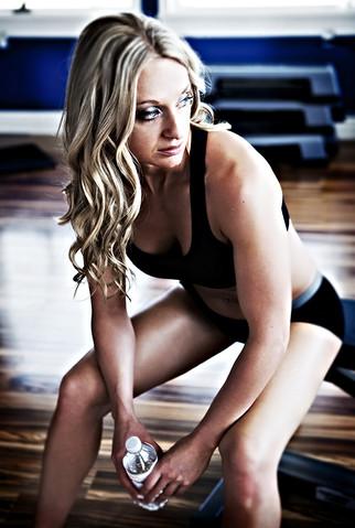 Port Elgin Fitness Stock Photography
