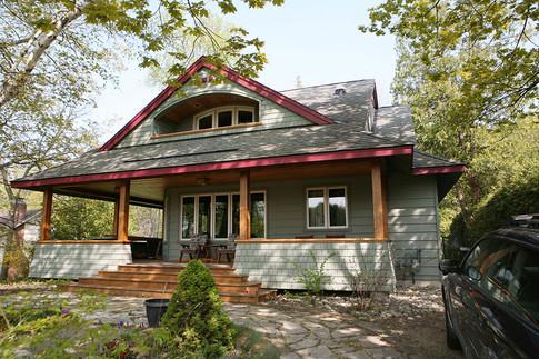 Cottage Renovation Port Elgin